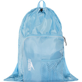 speedo Deluxe Ventilator Mesh Bag L sky blue